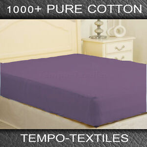 1000TC-Pure-Egyptian-Cotton-Fitted-Sheet-in-GRAPE-DOUBLE-bed-Size