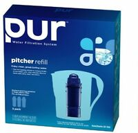 Pur Crf-950z Replacement For Pur Crf-950z Pitcher Water Filter, 3-pack