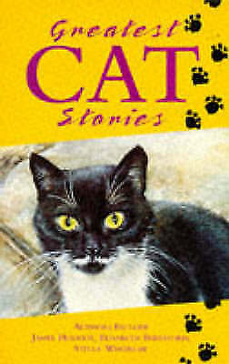 """""""AS NEW"""" Greatest Cat Stories, Lesley o Mara, Book"""