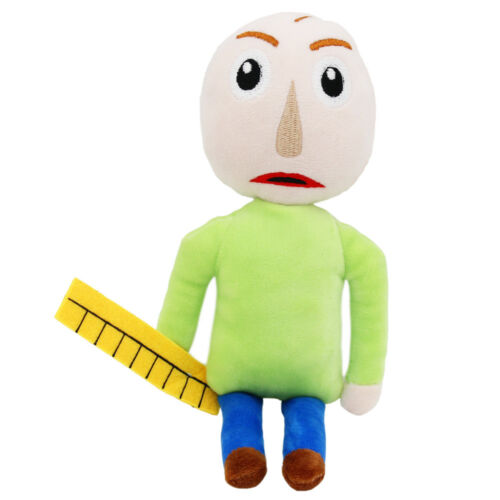 Baldi/'s Basics in Education and Learning Plush Figure Toy Stuffed Doll Kids Gift