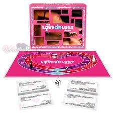 lust erotic board game