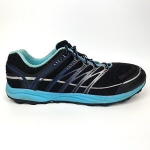 Merrell-Atoll-Men-s-Performance-Footwear-Athletic-Sneakers-Black-Blue-Sz-8-5