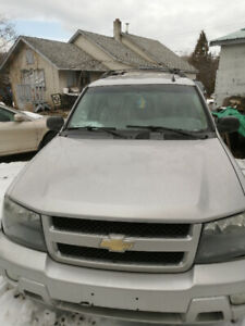 chevy trail blazer for parts only