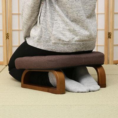 Nitori Easy Straight Sitting Chair Seiza Style Cross