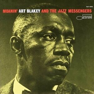 Art-Blakey-amp-Jazz-Messengers-Moanin-New-Vinyl-LP