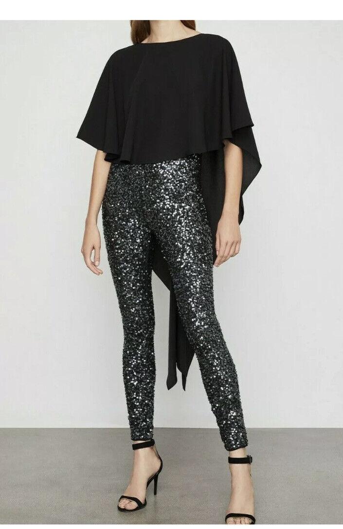 Femme Altura Baroque Ss Jersey Noir-Taille 8-SRP 39.99 £