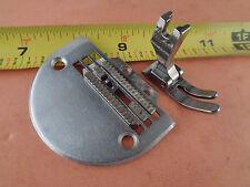 Singer 31-15 Heavy Duty Needle Plate, Feed Dog, Presser Foot Set