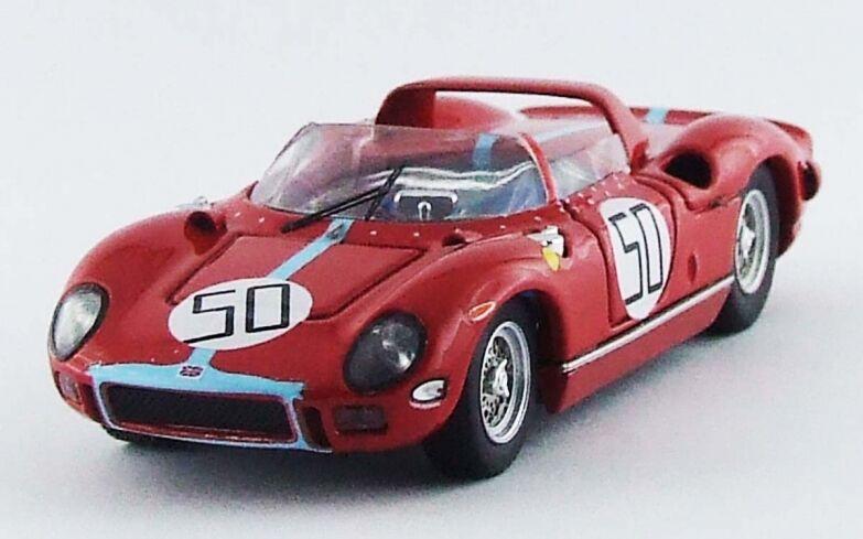 Art MODEL 337 - Ferrari 330 P  50 1er Monza - 1964 Scarfiotti 1 43