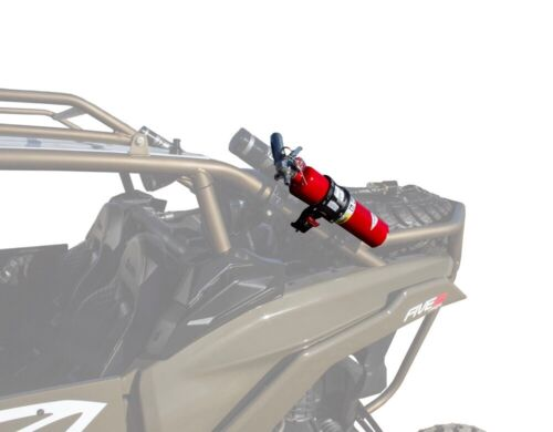 Dragonfire Racing Quick Release Fire Extinguisher Mount RZR XP 900 1000