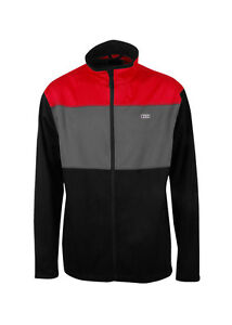Audi Collection TriColor Jacket ACMBLKXL EBay - Audi collection
