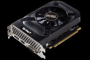 Details about Palit GeForce GTX 1050 Ti StormX 4GB GDDR5 Graphics Card, 768  Core, 1290MHz GPU,