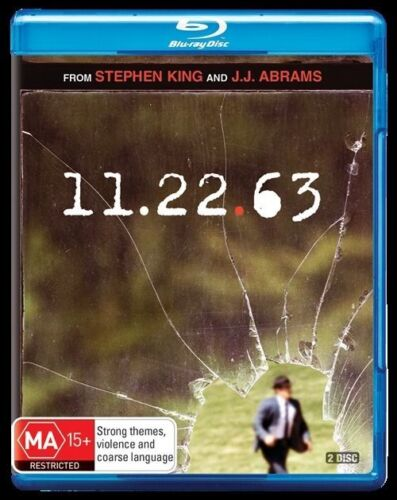1 of 1 - 11.22.63 (Blu-ray, 2016, 2-Disc Set)