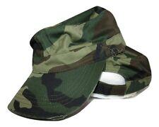 Marines Army Navy Seals Camoflauge Marpat Woodland camo ACU Combat Cover Hat Cap