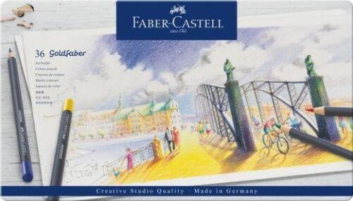 Faber Castell Goldfaber 36 FC114736 estaño lápiz de color