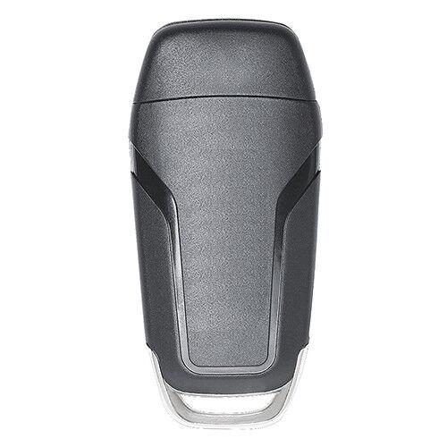 Flip Remote Key Shell Case FOB 3+1 Button for 13 14 15 Ford Fusion Edge Explorer
