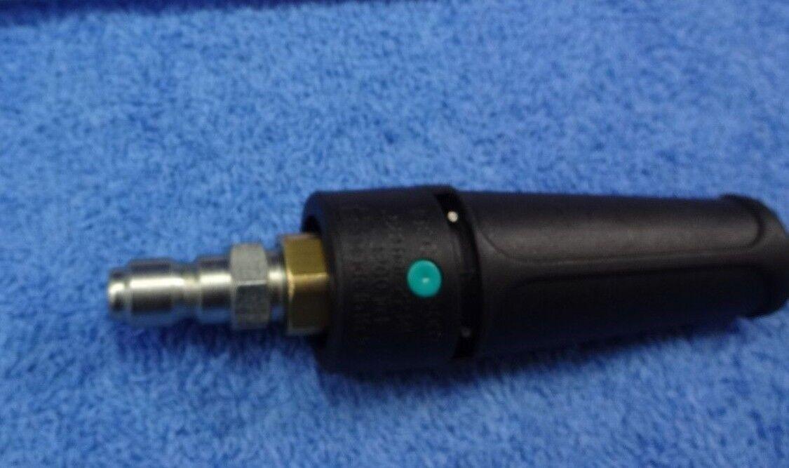 JETUSA HIGH PRESSURE WASHER WATER CLEANER VARIO 4 IN 1 NOZZLE HI LOW 0 - 60 DEG