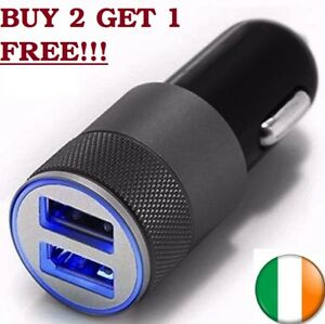Car-Dual-USB-Universal-Twin-Port-Charger-Adapter-Plug-For-iPhone-Samsung