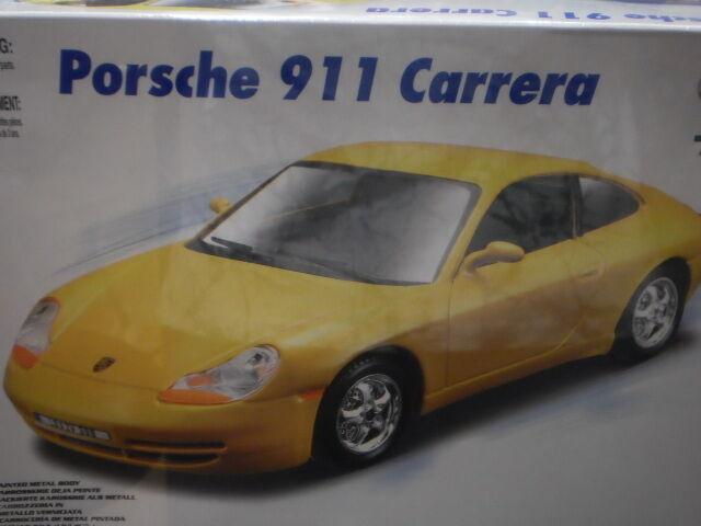 PORSCHE 911 CARRERA  MAQUETA KIT METALICO 1/24 BURAGO