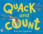 Quack and Count 9780152050252 by Keith Baker Paperback