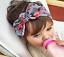 Big-Bow-Headband-Nylon-Hairband-Girls-Baby-Knotted-Turban-Head-Wraps-Elastic-New thumbnail 83
