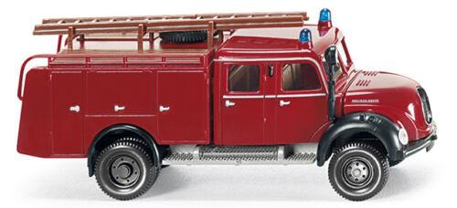 Magirus Wiking 086338-1//87 bomberos-Tlf 16 nuevo