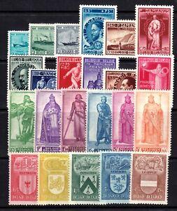 Belgie-Belgique-jaar-ann-1946-COB-67-25-Euro-vl2070