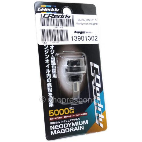 GReddy TRUST Magnetic Engine Oil Pan Drain Bolt Plug Fits Acura M14xP1.50
