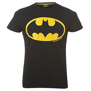 eb8c53413 La imagen se está cargando Batman-Oficial-Dc-Comics-Camiseta -Hombre-Caballero-Oscuro-