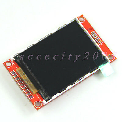 SPI TFT LCD Serial Port Module Display ILI9341 5V/3.3V 1PC 2.2 Inch New