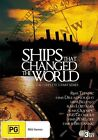 Ships That Changed The World (DVD, 2010, 3-Disc Set)