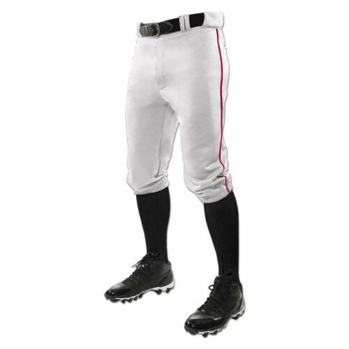 Champro Triple Crown Knicker Baseball Pants with Braid