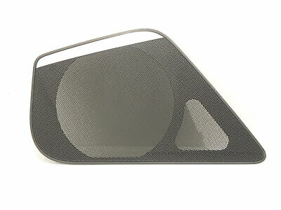 Audi A6 C7 Rear OS Right Bose Speaker Cover Grill Black New 4G0035436A4PK