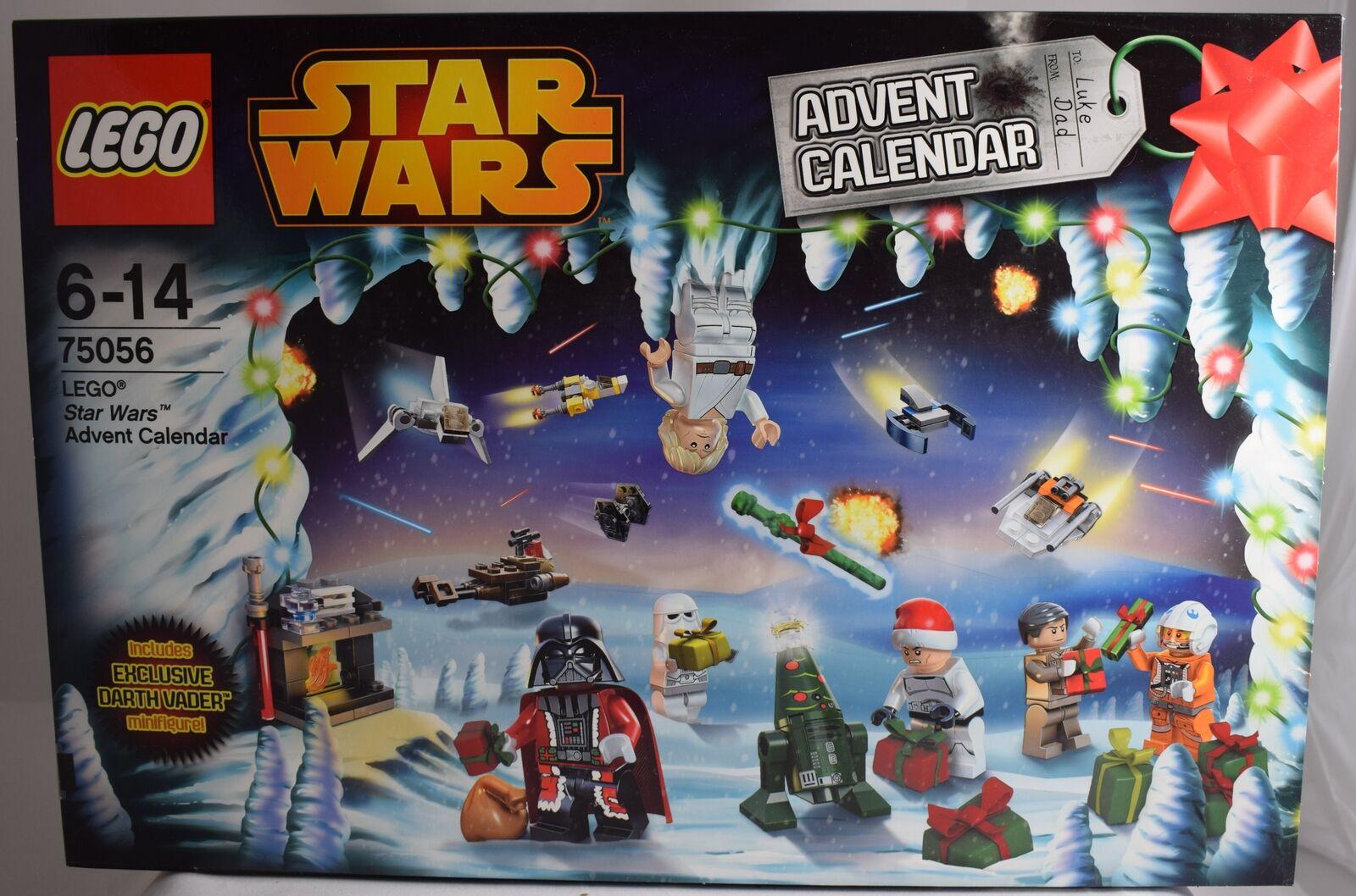 LEGO AK Star Star Star Wars-Adventskalender 2014 5e9397