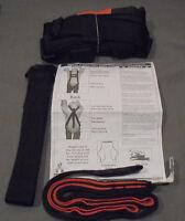 Primal Vantage Model 2014 Full Body Harness Components 300-lb Limit