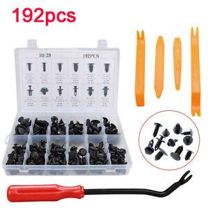 FOR Ford//BMW//Peugeot Fender Hybrid Automatic Fastener Plastic Rivet Holder Kit