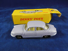Dinky Toys 547 Panhard PL17 in Lilac Vintage in Superb Condition