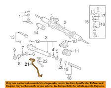 For 1995-2004 Toyota Tacoma Power Steering Return Hose 25672FP 1998 1999 1996