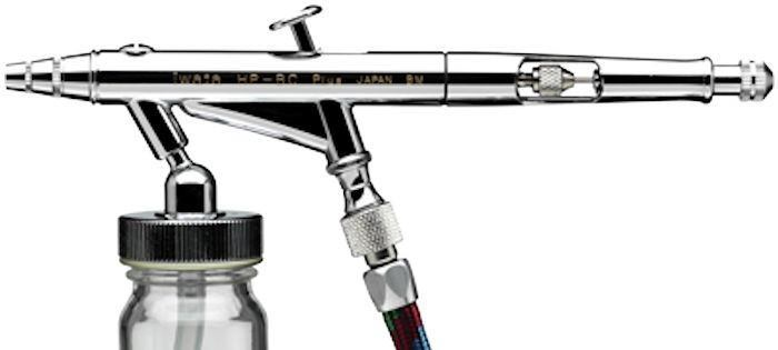 Iwata HP-BC PLUS airbrush IW-HP-BC-PLUS 10 YR GUARANTEE