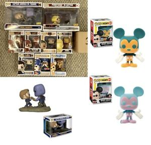 9-Funko-Pop-EXCLUSIVES-Marvel-IT-Disney-Mystery-Box-READ-DESCRIPTION