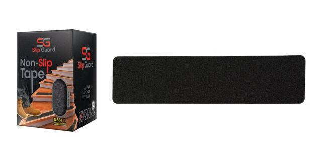 "Indoor /& Outdoor Waterproof Safety Steps 6/""... Slip Guard Non-Slip Stair Tape"