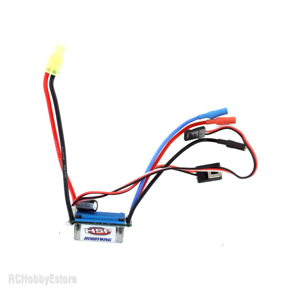 18246 ELECTRONIC SPEED CONTROLLER FOR 1 16 SCALE SPARE