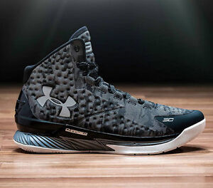 6a7ee5a75a3e Under Armour Stephen Curry 1 MI-30 Size 11. MVP Dub Nation Warriors ...
