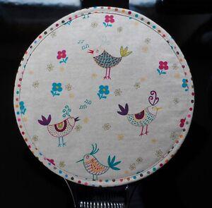 Handmade-AGA-Plaque-Couverture-veuillez-lire-description-avant-d-039-acheter