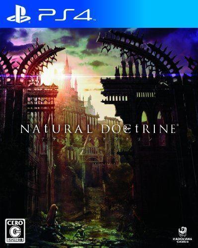 New PS4 NAtURAL DOCtRINE Japan Import