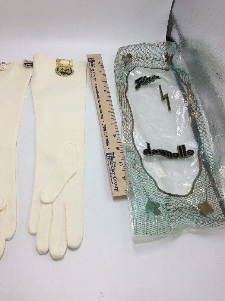 Vintage Elvette Dawnelle Womens Gauntlet Gloves W… - image 3