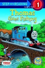 Step into Reading Ser.: Thomas Goes Fishing by W. Awdry (2005, Paperback)
