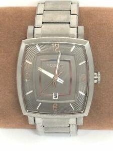 Fossil-FS4453-Men-039-s-Stainless-Steel-Analog-Dial-Quartz-Genuine-Wrist-Watch-Bb562