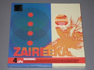 The Flaming Lips Zaireeka Rsd 2013 4 Lp Colored Vinyl