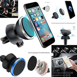 New-360-Rotating-Magnetic-Mount-Car-Air-Vent-Mobile-Phone-Holder-Stand-GPS-Sat