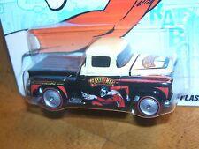 NEW Hot Wheels Plastic Man 1956 Flashsider Pickup Truck Real Riders Diecast HTF!